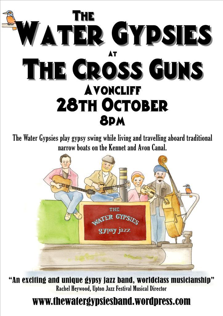 Cross Guns poster
